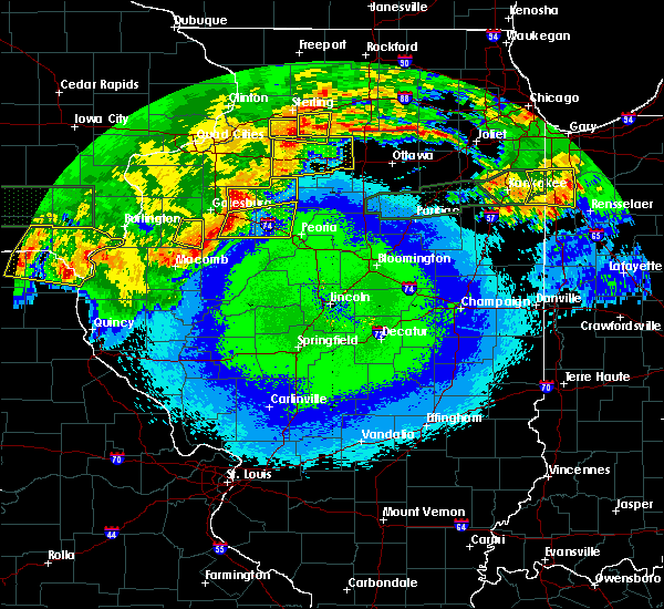 Radar Image for Severe Thunderstorms near Yates City, IL at 5/14/2020 10:46 PM CDT