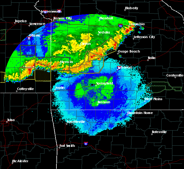 Radar Image for Severe Thunderstorms near Fair Play, MO at 5/15/2020 2:23 AM CDT