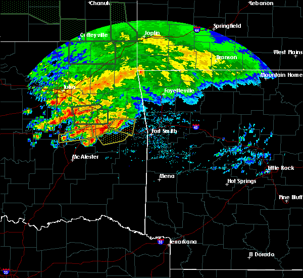 Radar Image for Severe Thunderstorms near Simms, OK at 5/15/2020 11:00 AM CDT