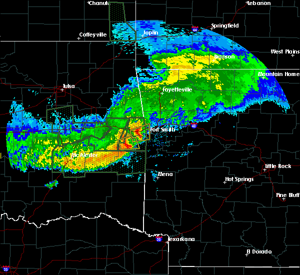 Radar Image for Severe Thunderstorms near Long, OK at 5/15/2020 1:59 PM CDT