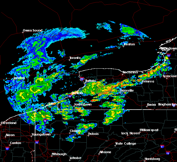 Radar Image for Severe Thunderstorms near Geneseo, NY at 5/15/2020 3:05 PM EDT