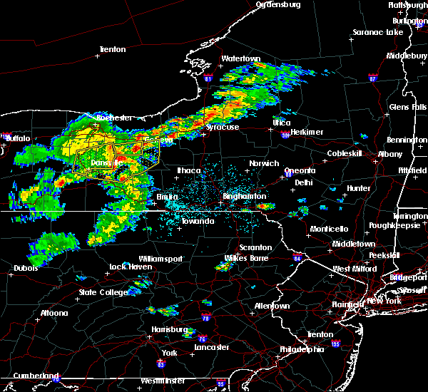 Radar Image for Severe Thunderstorms near Lodi, NY at 5/15/2020 3:48 PM EDT