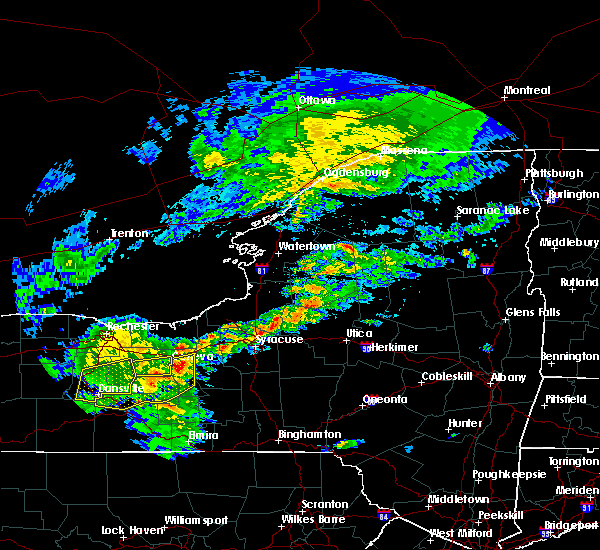 Radar Image for Severe Thunderstorms near Baldwinsville, NY at 5/15/2020 3:56 PM EDT