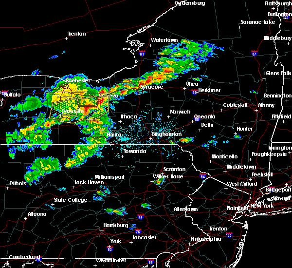 Radar Image for Severe Thunderstorms near Seneca Falls, NY at 5/15/2020 3:59 PM EDT