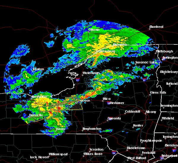 Radar Image for Severe Thunderstorms near Oneida Castle, NY at 5/15/2020 4:10 PM EDT