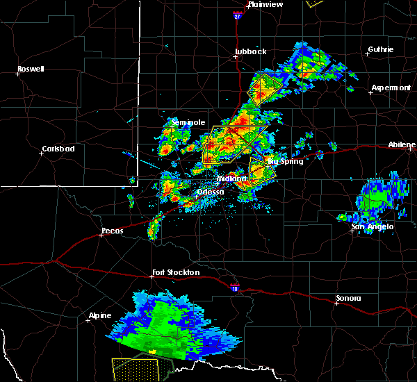Radar Image for Severe Thunderstorms near Los Ybanez, TX at 5/15/2020 3:26 PM CDT