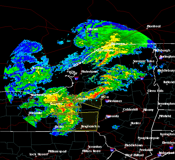 Radar Image for Severe Thunderstorms near Cold Brook, NY at 5/15/2020 4:29 PM EDT