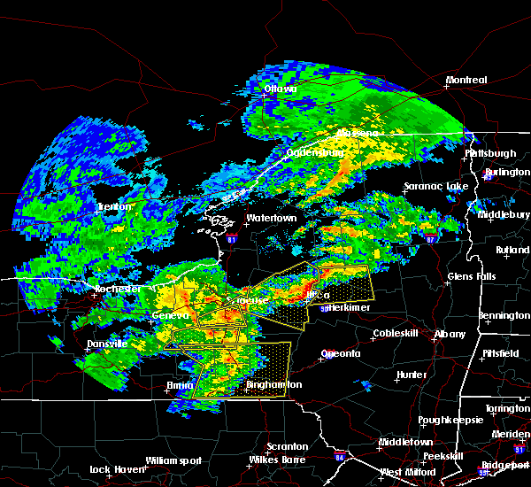 Radar Image for Severe Thunderstorms near Cold Brook, NY at 5/15/2020 4:42 PM EDT