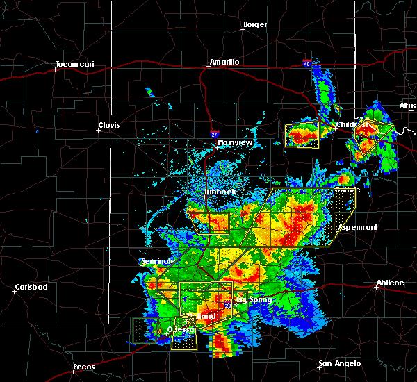 Radar Image for Severe Thunderstorms near Wilson, TX at 5/15/2020 5:06 PM CDT