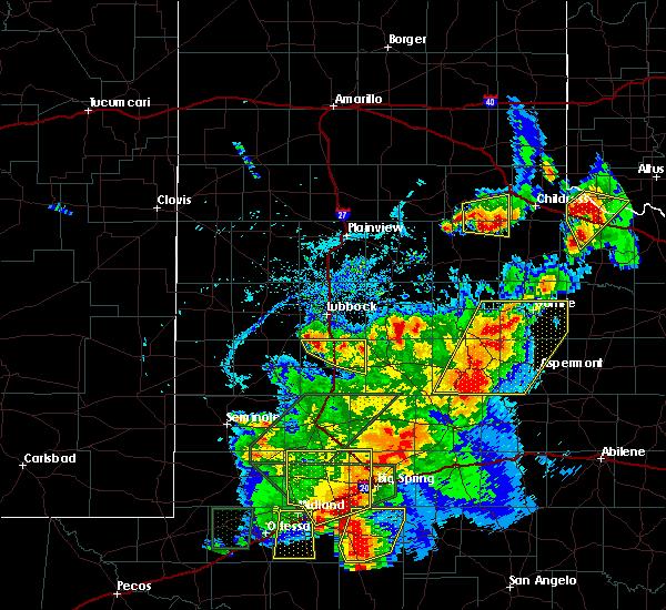 Radar Image for Severe Thunderstorms near Wilson, TX at 5/15/2020 5:20 PM CDT