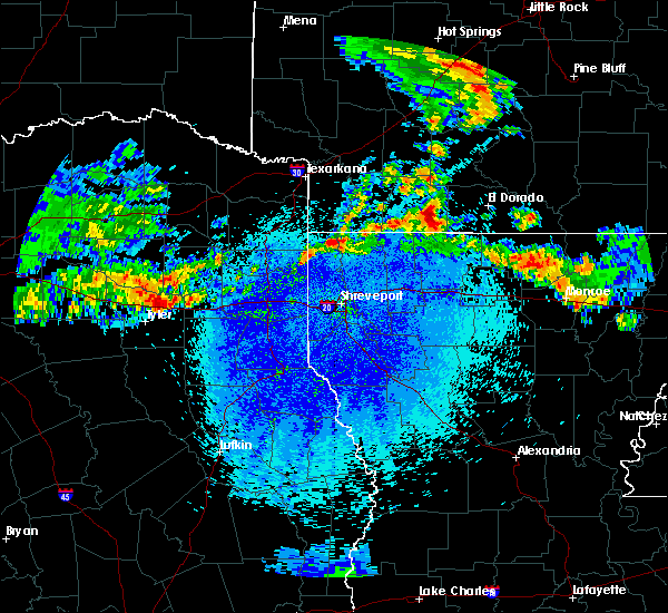 Radar Image for Severe Thunderstorms near Magnolia, AR at 5/15/2020 8:59 PM CDT