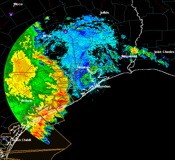 Radar Image for Severe Thunderstorms near Pecan Grove, TX at 5/16/2020 3:05 AM CDT