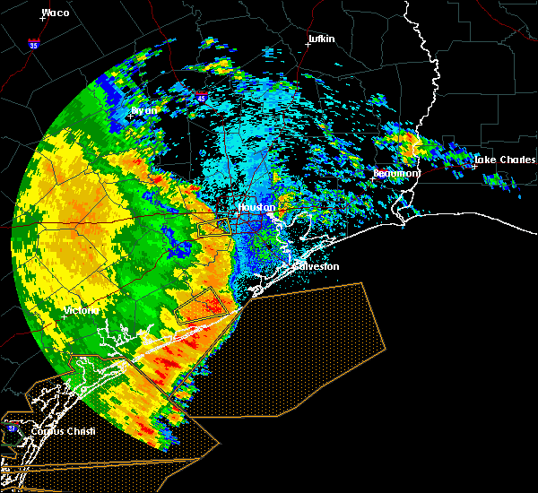 Radar Image for Severe Thunderstorms near Pecan Grove, TX at 5/16/2020 3:28 AM CDT