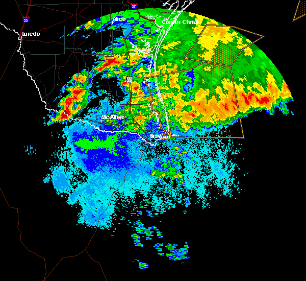 Radar Image for Severe Thunderstorms near Loma Linda East, TX at 5/16/2020 6:22 AM CDT