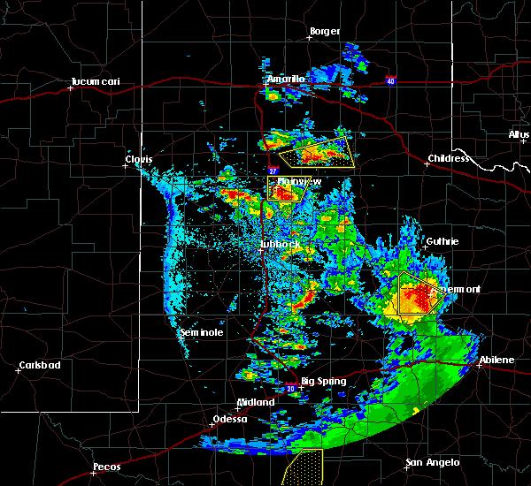 Radar Image for Severe Thunderstorms near Nazareth, TX at 5/20/2020 8:28 PM CDT