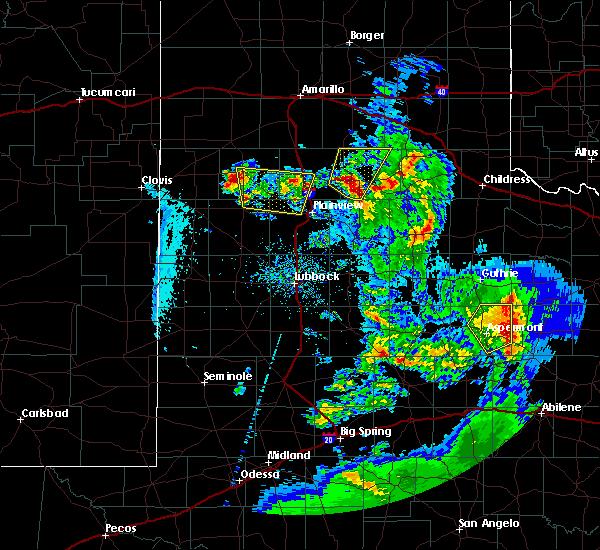 Radar Image for Severe Thunderstorms near Nazareth, TX at 5/20/2020 9:11 PM CDT