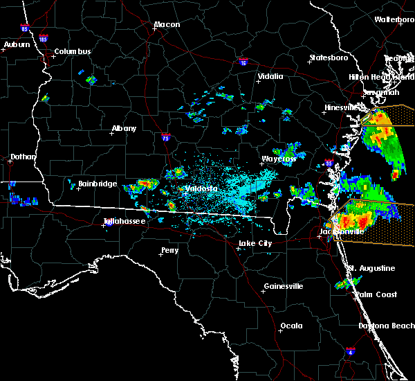 Radar Image for Severe Thunderstorms near Morven, GA at 5/21/2020 6:22 PM EDT