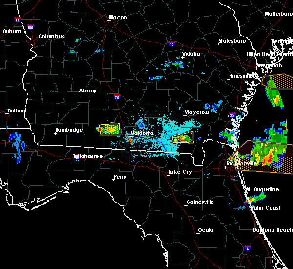 Radar Image for Severe Thunderstorms near Morven, GA at 5/21/2020 6:48 PM EDT