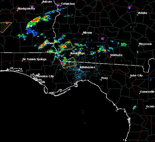 Radar Image for Severe Thunderstorms near Gretna, FL at 5/22/2020 3:55 PM EDT