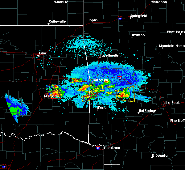 Radar Image for Severe Thunderstorms near Long, OK at 5/22/2020 9:01 PM CDT