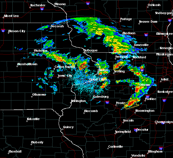 Radar Image for Severe Thunderstorms near Coleta, IL at 5/23/2020 1:53 PM CDT