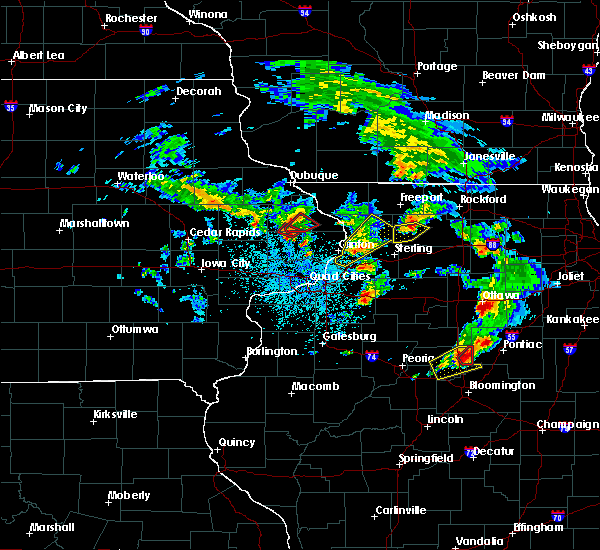 Radar Image for Severe Thunderstorms near Coleta, IL at 5/23/2020 2:03 PM CDT