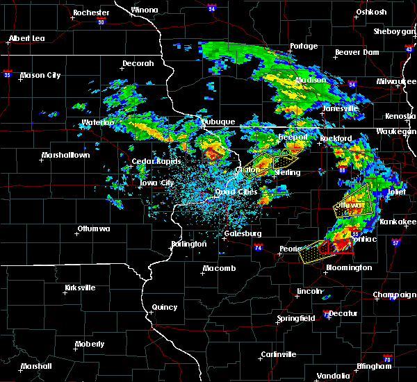Radar Image for Severe Thunderstorms near Coleta, IL at 5/23/2020 2:24 PM CDT