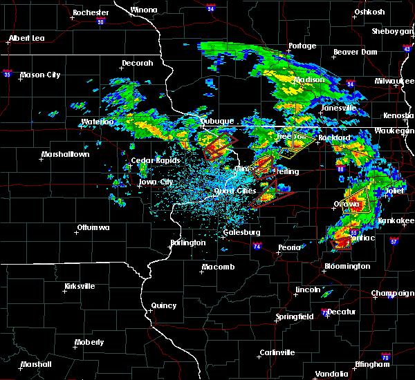 Radar Image for Severe Thunderstorms near Elizabeth, IL at 5/23/2020 2:30 PM CDT