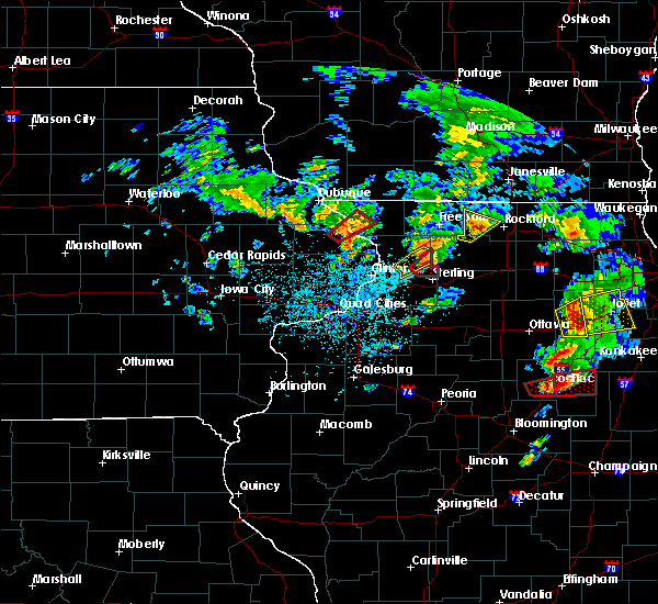 Radar Image for Severe Thunderstorms near Coleta, IL at 5/23/2020 2:49 PM CDT