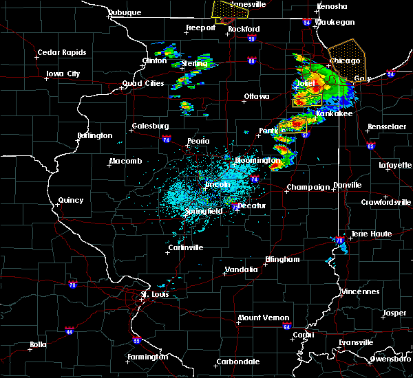 Radar Image for Severe Thunderstorms near Buckley, IL at 5/23/2020 3:53 PM CDT