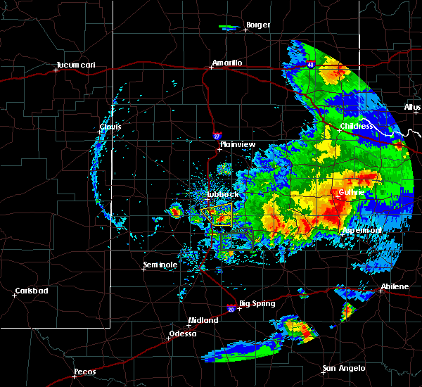Radar Image for Severe Thunderstorms near Girard, TX at 5/23/2020 8:33 PM CDT