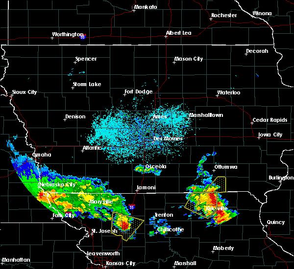 Radar Image for Severe Thunderstorms near Pulaski, IA at 5/24/2020 3:51 PM CDT