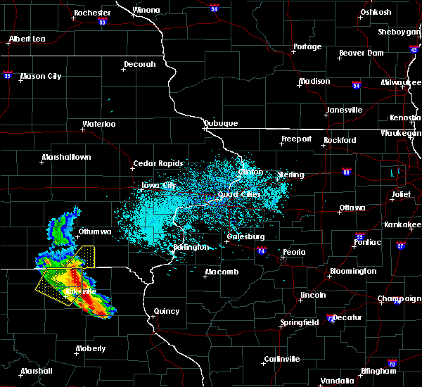 Radar Image for Severe Thunderstorms near Milton, IA at 5/24/2020 3:55 PM CDT