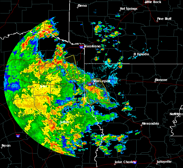 Radar Image for Severe Thunderstorms near Lakeview, LA at 5/24/2020 4:33 PM CDT