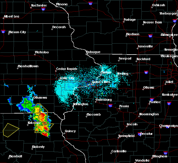 Radar Image for Severe Thunderstorms near Milton, IA at 5/24/2020 4:40 PM CDT