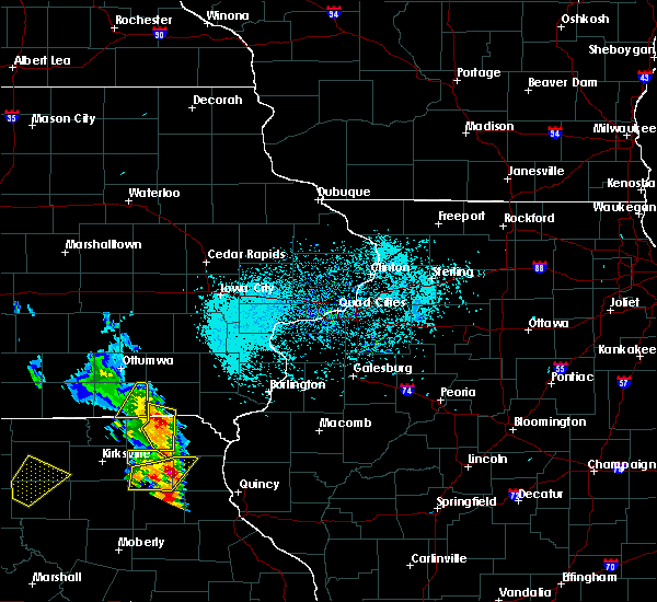 Radar Image for Severe Thunderstorms near Milton, IA at 5/24/2020 4:43 PM CDT