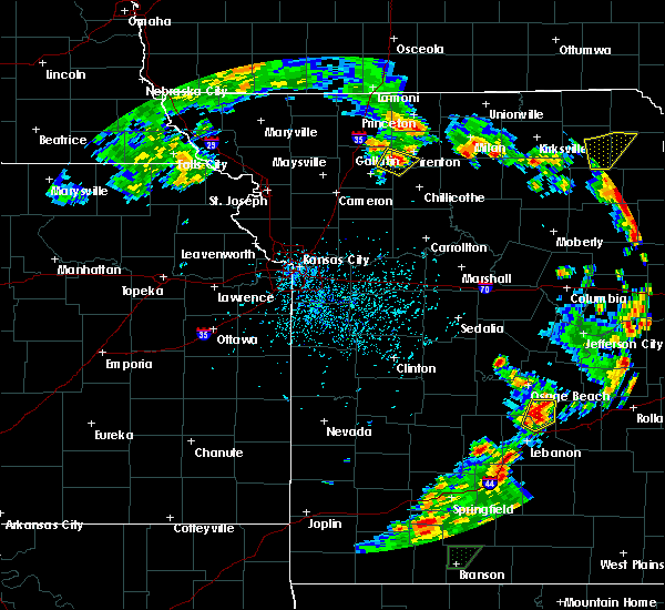Radar Image for Severe Thunderstorms near Jamesport, MO at 5/24/2020 4:54 PM CDT