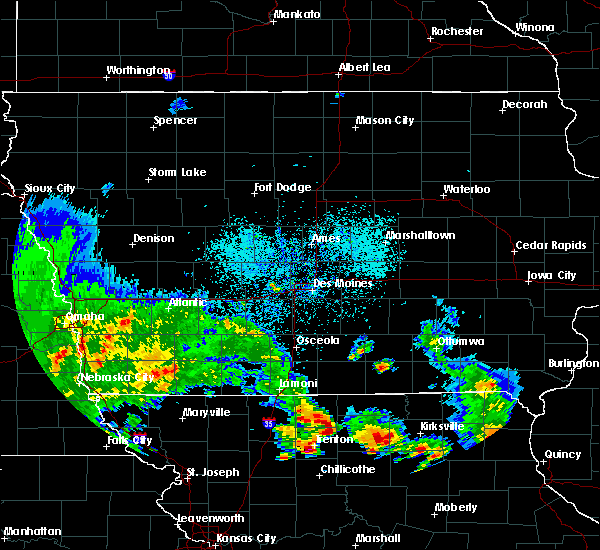 Radar Image for Severe Thunderstorms near Harris, MO at 5/24/2020 5:07 PM CDT