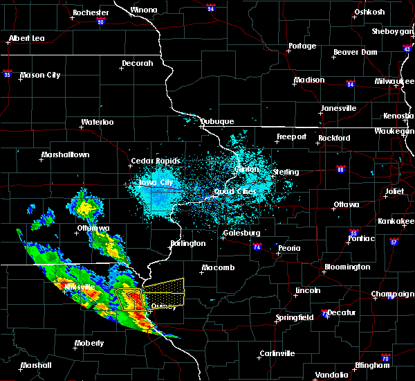 Radar Image for Severe Thunderstorms near Basco, IL at 5/24/2020 5:52 PM CDT
