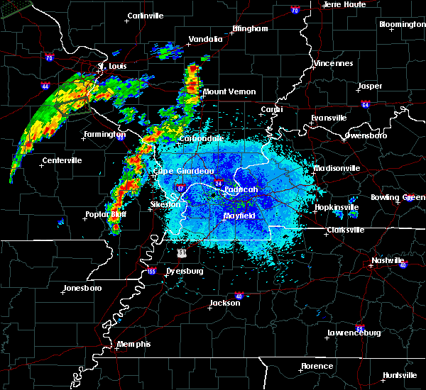 Radar Image for Severe Thunderstorms near Campbell Hill, IL at 5/24/2020 8:48 PM CDT