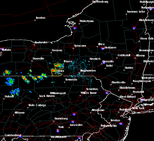 Radar Image for Severe Thunderstorms near Horseheads, NY at 5/25/2020 5:55 PM EDT