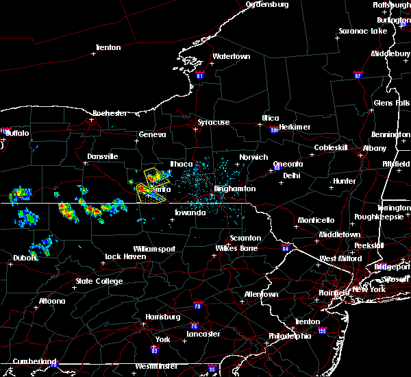 Radar Image for Severe Thunderstorms near Horseheads, NY at 5/25/2020 6:02 PM EDT
