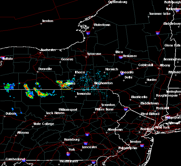 Radar Image for Severe Thunderstorms near Horseheads, NY at 5/25/2020 6:24 PM EDT
