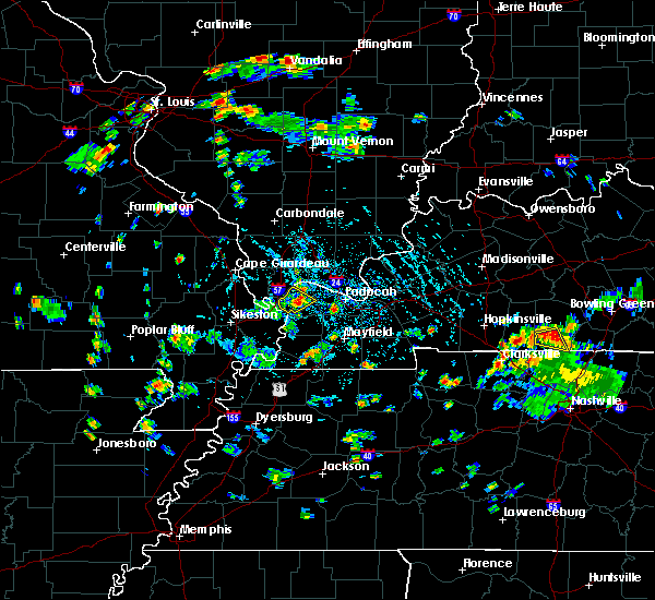 Radar Image for Severe Thunderstorms near Mound City, IL at 5/25/2020 5:35 PM CDT
