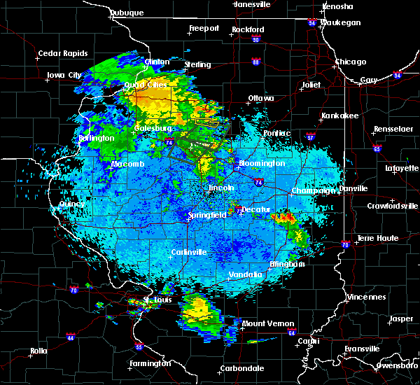 Radar Image for Severe Thunderstorms near Henry, IL at 5/25/2020 9:39 PM CDT