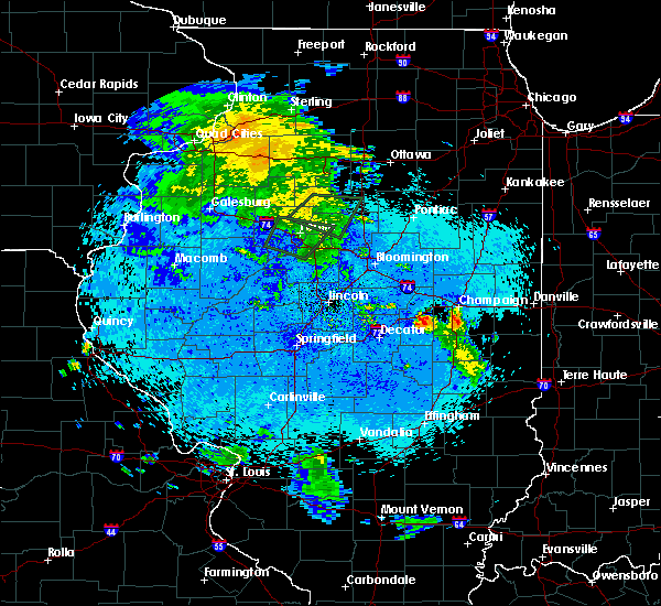 Radar Image for Severe Thunderstorms near Ludlow, IL at 5/25/2020 10:13 PM CDT