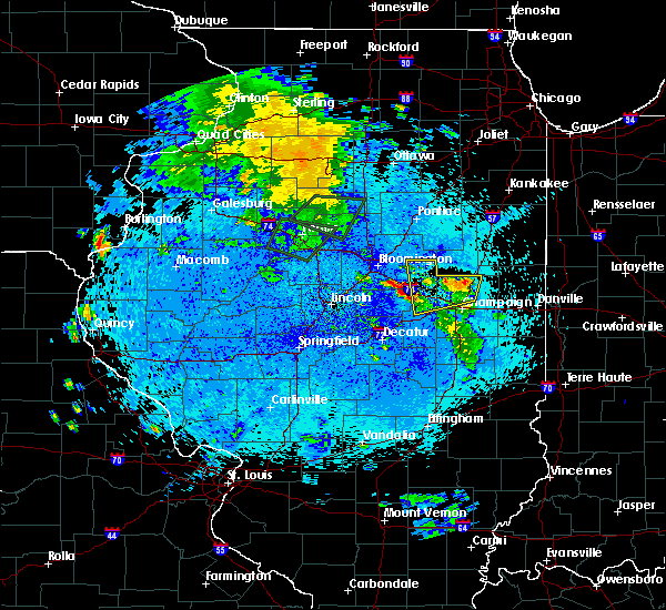 Radar Image for Severe Thunderstorms near Ludlow, IL at 5/25/2020 10:48 PM CDT