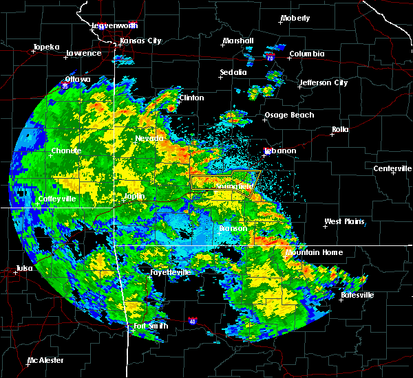 Radar Image for Severe Thunderstorms near Niangua, MO at 5/26/2020 12:32 AM CDT