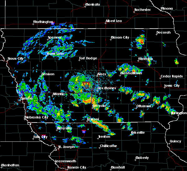 Radar Image for Severe Thunderstorms near Perry, IA at 5/26/2020 1:41 PM CDT