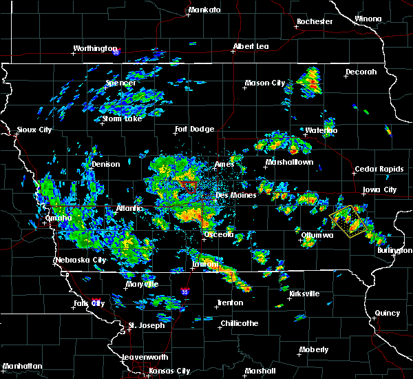 Radar Image for Severe Thunderstorms near Perry, IA at 5/26/2020 1:52 PM CDT